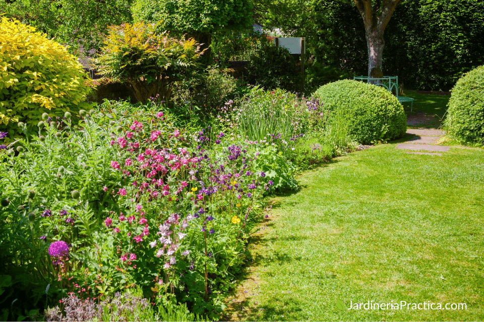 jardin inglés